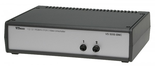 VS 5050 - Umschalter RGB HV / 2 In - 1 Out