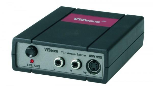 AVV 222 - Splitter YC Audio