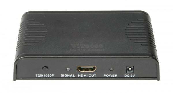 SU519-Ascaler - VGA in HDMI - Konverter mit Scaler