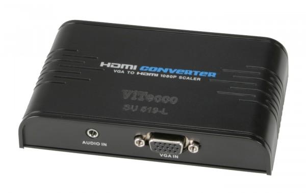 VGA in HDMI - Konverter - SU 519-L