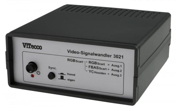 RGB Scart in FBAS und YC Wandler 3021