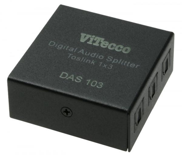 DAS 103 - Splitter Audio SPDIF/Toslink