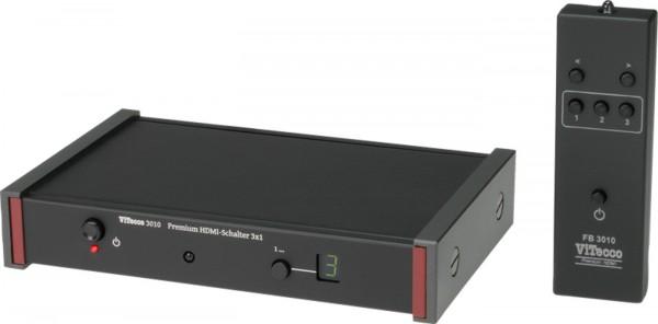 3-fach HDMI Switch ViTecco 3010