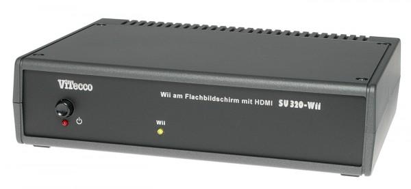 YUV + Audio-Stereo auf HDMI - SU 320-Wii