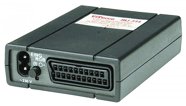 RGB Scart in RGB BNC Konverter - SU 314