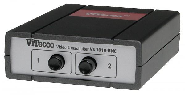 VS 1010-BNC Umschalter FBAS / BNC Anschlüsse