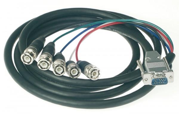 VGA 5018 - VGA auf BNC Adapterkabel