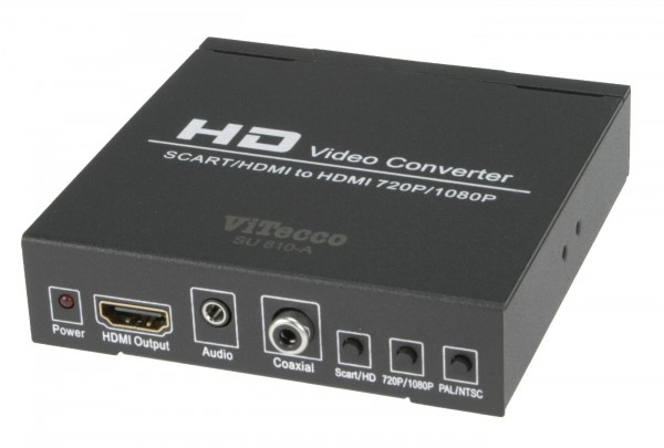 Scart/HDMI nach HDMI - Konverter - SU 810-A