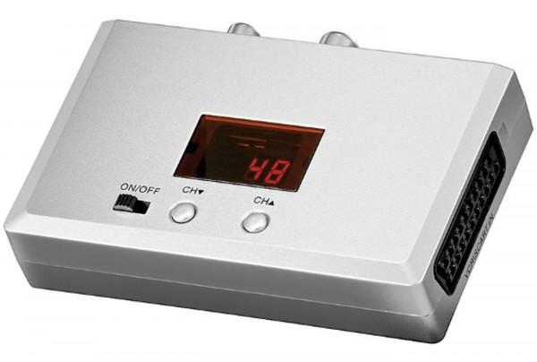Audio-Video- HF-Modulator, Video Modulator | TVM 1001