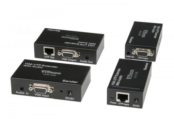 VGA Cat Extender VGA 300